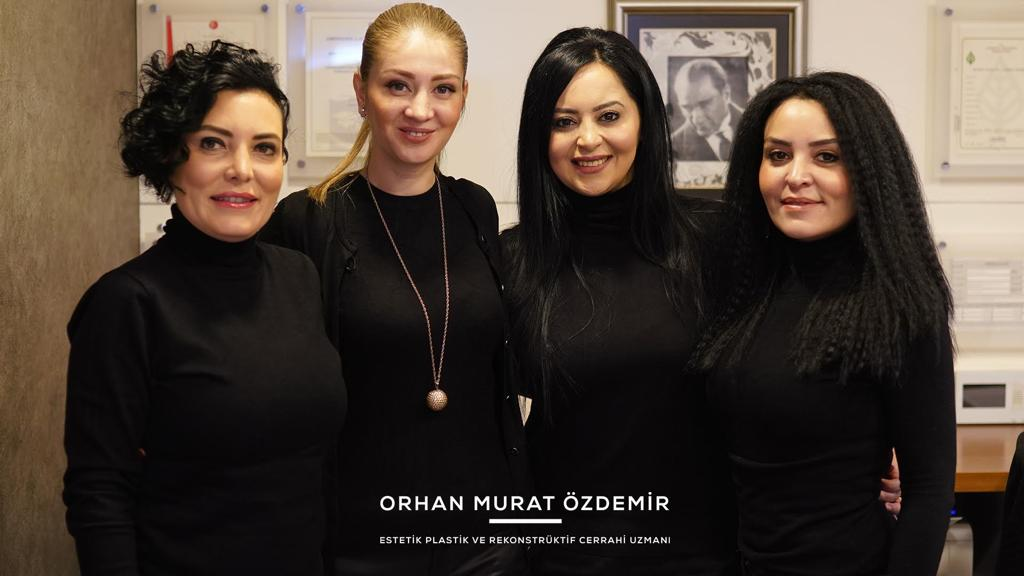 Estetik Cerrah Op. Dr. Orhan Murat Özdemir Ekibi