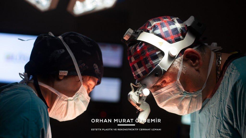 Estetik Cerrah Op. Dr. Orhan Murat Özdemir