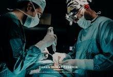 Burun ameliyatı - rinoplasti yaparken Estetik Cerrah Op. Dr. Orhan Murat Özdemir
