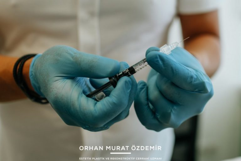 dolgu sonrası enjektörü