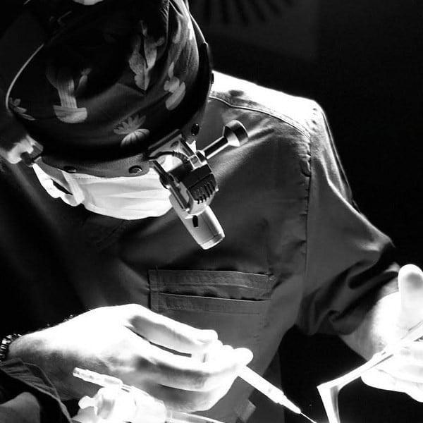 burun ameliyatında lokal anestezi